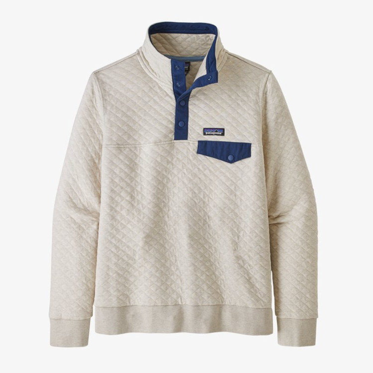 Patagonia Organic Cotton Quilt Snap-T Pullover – Women's